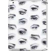 Original Eyes iPad Case/Skin