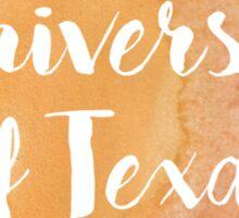 University of Texas at Austin Sticker