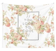 The 1975 - Robbers Floral Wall Tapestry