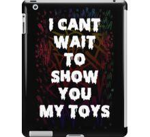 Joker Quote iPad Case/Skin