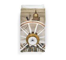 HELM AND BELL Duvet Cover
