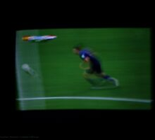2014 Football World Cup, Spain - Netherlands 1-5, In motion by ItD-Images