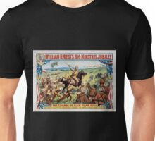 Performing Arts Posters William H Wests Big Minstrel Jubilee 1771 Unisex T-Shirt
