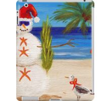 Christmas Sandman iPad Case/Skin