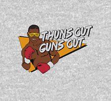 Thuns Out Guns Out Tyson Boxing Unisex T-Shirt