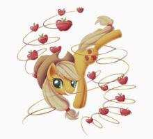 Applejack Sticker by Rachel Fillier