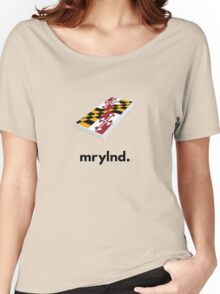 Cornhole MRYLND Women's Relaxed Fit T-Shirt