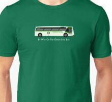 By Way of the Green Line Bus Unisex T-Shirt