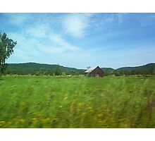 ferme Rural nature Photographic Print