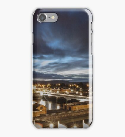 Limerick iPhone Case/Skin