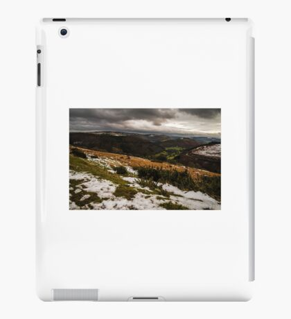Horseshoe Pass iPad Case/Skin