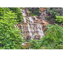 Hector Falls Cascade Photographic Print