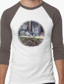 cheeky Men's Baseball ¾ T-Shirt