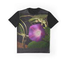 Mourning Glory Graphic T-Shirt
