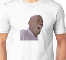michael jordan is upset Unisex T-Shirt