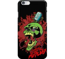 Coming to get you podcast iPhone Case/Skin