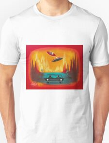 Night Visit Unisex T-Shirt