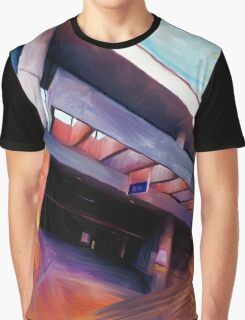 The Art of Parking Graphic T-Shirt