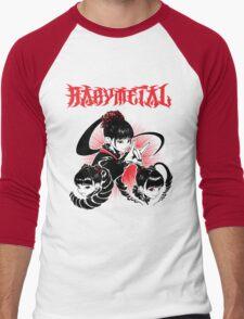 BABYMETAL Men's Baseball ¾ T-Shirt
