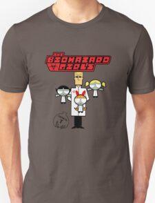 Biohazard Girls Unisex T-Shirt