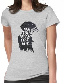 See You Cowboy Womens Fitted T-Shirt