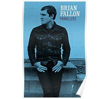 BRIAN FALLON -PAINKILLERS- Poster