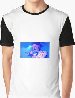 Tragically Hip's Gord Downie Graphic T-Shirt