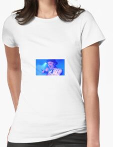 Tragically Hip's Gord Downie Womens Fitted T-Shirt