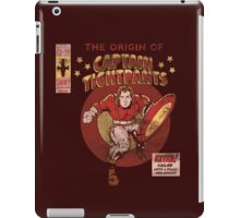 Captain Tightpants iPad Case/Skin