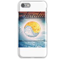 Shaolin  iPhone Case/Skin
