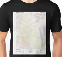 USGS TOPO Map Arizona AZ Music Mountains NE 20111109 TM Unisex T-Shirt