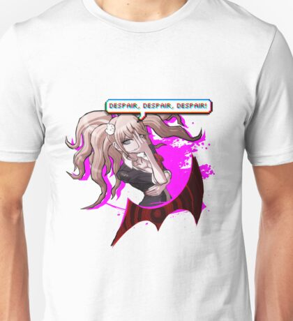Junko Enoshima Despair  Unisex T-Shirt