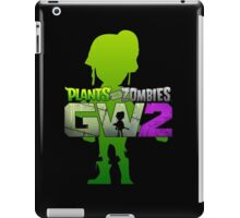 plants vs zombies garden warfare 2 iPad Case/Skin