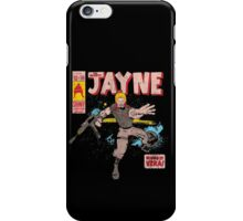 The Mighty Jayne iPhone Case/Skin