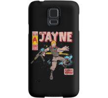 The Mighty Jayne Samsung Galaxy Case/Skin