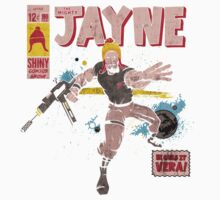 The Mighty Jayne Kids Clothes