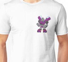 Miata Mx5 Mk1 - JDM Gundam Transformer bot - purple Unisex T-Shirt