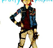 MCR Party Poison Poster by unamazinghannah
