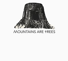 MOUNTAINS ARE TREES Classic T-Shirt