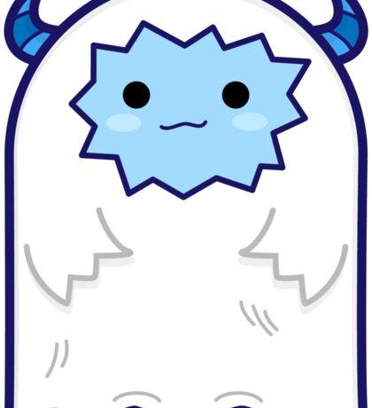 Babi Yeti Sticker