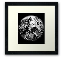 On the Case Framed Print