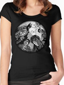On the Case Women's Fitted Scoop T-Shirt