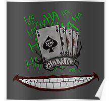 Joker Tattoos Poster