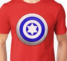 Captain Israel Unisex T-Shirt