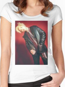 SUGA X MARIE CLAIRE II Women's Fitted Scoop T-Shirt