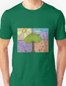 Tree and Friends Unisex T-Shirt