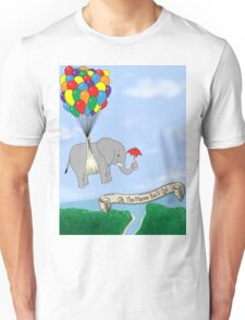 OH TO EXPLORE! Unisex T-Shirt