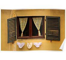 Tuscan Undies Poster