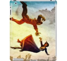 If You Fall I Shall Catch You iPad Case/Skin
