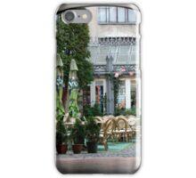 Inner Courtyard iPhone Case/Skin